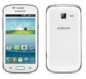 Samsung Galaxy s7562i S Duos Trend Duos Dual Sim - Factory Unlocked- White