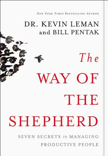The Way of the Shepherd 7 Ancient Secrets to Managing Productive People310251036 : image