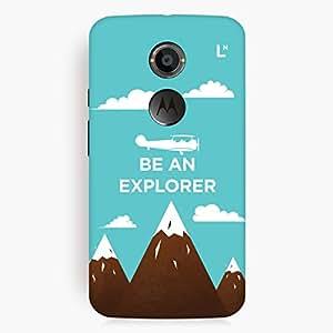 Explorer Moto X2 Cover
