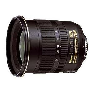 Nikon 12-24mm f/4G ED IF Autofocus DX Nikkor Zoom Lens