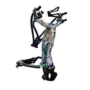 Eagle of Sniper Slingshot Powerful Hunter Wrist Catapult with Arrow Rest - Camouflage... by Eagle of Sniper (7th generation)