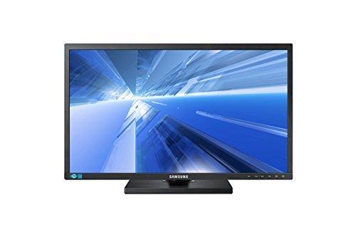 """Samsung LS24C65KMWG/EN Ecran PC LED 24"""" (61 cm) 1920x1101 5 ms VGA/DVI/HDMI"""