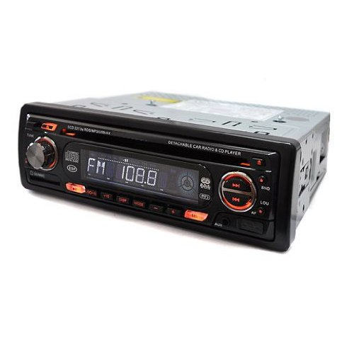 Majestic-Audiola Autoradio USB SD CD MP3 AUX