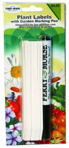 Ferry-Morse 971 Reusable Plastic Plant Labels 15-Pack