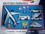 British Airways Toy Airport Playset f...