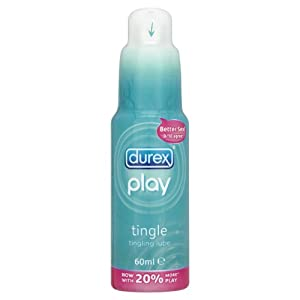 Durex Play Tingle Lube 60 ml