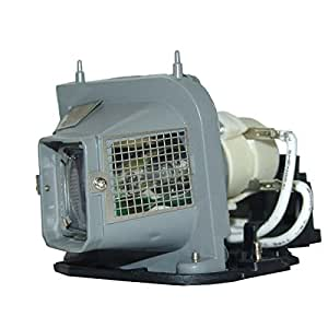 Replacement projector lamp 311-8943 / 725-10120 / NY353 WITH HOUSING for Dell 1209S / 1409X / 1510X / 1609HD / 1609WX / 1609X Projectors
