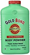 Gold Bond Medicated Body Powder Extra…
