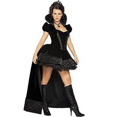 Souked halloween black swan Königin Luxus erwachsenen Frauen-Kostüm