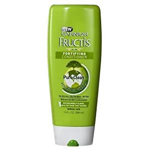 Garnier Fructis Haircare Pure Clean Fortifying Conditioner -- 13 fl oz