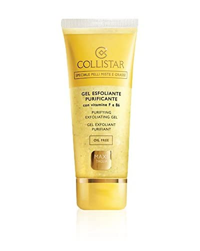 Collistar Gel Exfoliante Cara Purificante Piel Mixta 100 ml