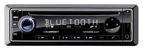 Blaupunkt Heidelberg 220 BT autoradio CD/MP3/Tuner