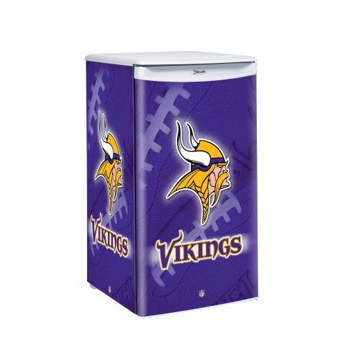 NFL Minnesota Vikings Counter Top Refrigerator