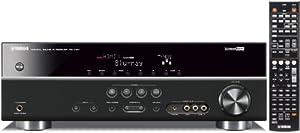 Yamaha RX-V371BL 5.1-Channel A/V Receiver