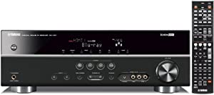 Yamaha RX-V371BL 5.1- Channel A/V Receiver (Discontinued by Manufacturer)