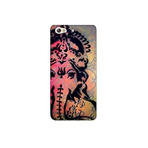 gionee s6 nkt10_r (1) Mobile Case by Mott2 -Durja Ganesha- Invincible Lord (Limited Time Offers,Please Check the Details Below)