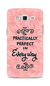 AMEZ practically perfect in every way Back Cover For Samsung Galaxy Grand 3