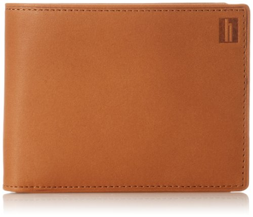 Hartmann Belting Collection Wallet with Removable Card Wallet, Heritage Tan, One Size