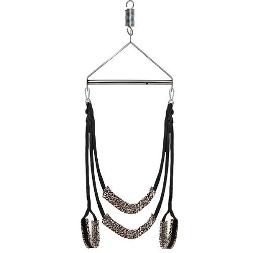 Luxury Adult Swing w/ Steel Triangle Frame and Spring