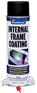 Internal Frame Coating Rust Prevention w/Spray Nozzle from Eastwood