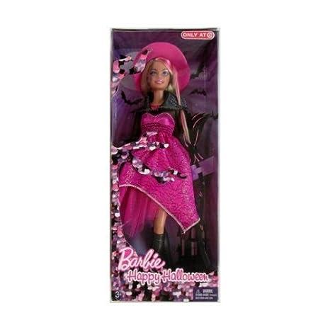 Happy Halloween Barbie by MATTEL