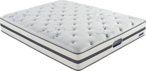 Beautyrest Recharge Montano Plush Mattress, Twin front-806449