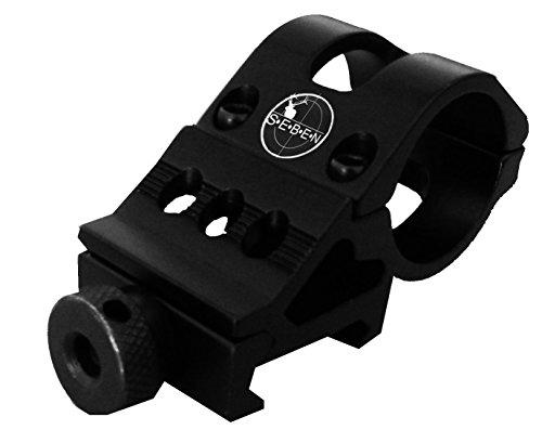 Seben lunette visée 45° montage d'accessoires 30mm / 21mm Weaver Picatinny RSM09