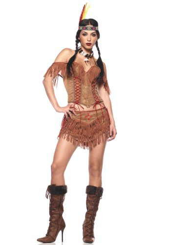 Indian Princess Adult Costume - Adult Costumes