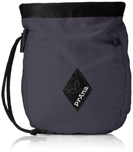 prAna Chalk Bag with Belt, Pewter, One Size