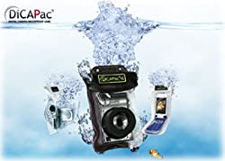 DiCAPac WP-510 Camera Case (Clear)