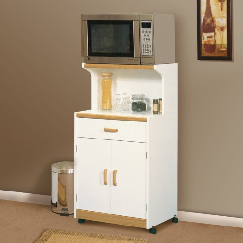 Microwave Stand Designs : Over the range microwave cabinet