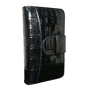 Piel Frama Crocodile Leather Wallet for iPhone 4 / 4S
