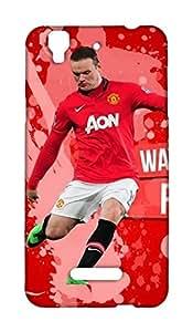 Micromax YU Yureka Manchester United Football Club Design Back Cover - Printed Designer Cover - Hard Case - MYUYRKCMBMUFC0197
