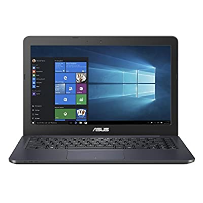 Asus Eeebook E402MA-WX0001T 14-inch Laptop (Celeron N2840/2GB/32GB/Windows 10/Integrated Graphics), Dark Blue
