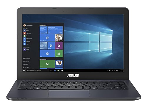 Asus eeebook e402ma 14 inch notebook blue intel pentium n3540 216 ghz 2 gb ram 32 gb hdd integrated graphics windows 8 with free windows 10 upgrade