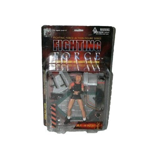 Fighting Force Alana Action Figure - 1