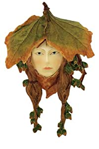 Top collection enchanted story fairy garden leafy green woman plaque patio lawn - Enchanted garden collection free download ...