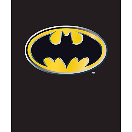 Batman Emblem Twin Size Plush Blanket W/ Area Rug - Dc Comics front-106672