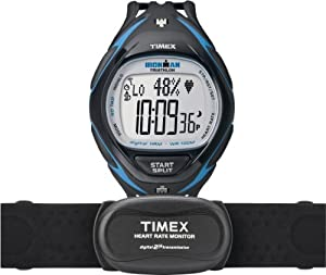 Timex Men's T5K567 Ironman Race Trainer Heart Rate Monitor Watch