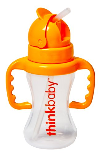 Thinkbaby Thinkster Straw Bottle