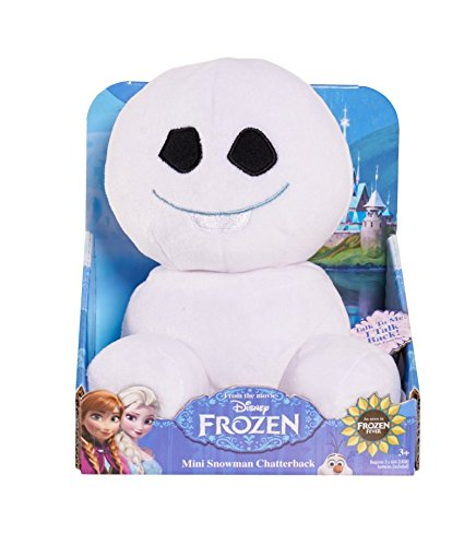 Disney Frozen Fever Chatterback Smile with Tooth Plush