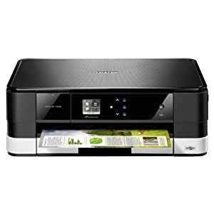 Brother DCP-J4110DW A3 Wireless Printer with A4 Copy & Scan Capabilities