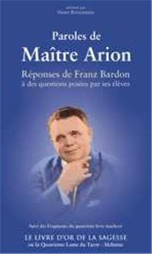 Franz Bardon a été un des rares occultistes qui ne fut pas un charlatan 41LXgWWNZHL._