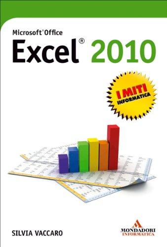 Silvia Vaccaro - Microsoft Office Excel 2010