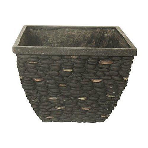 allen-group-intl-inc-16-blk-stone-planter