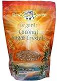 Organic Coconut Sugar Crystals 14 oz Pkg