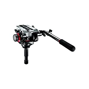 Manfrotto 504HD Video Head (Black)