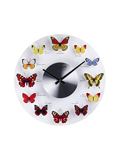 The Butterfly Clock, Clear