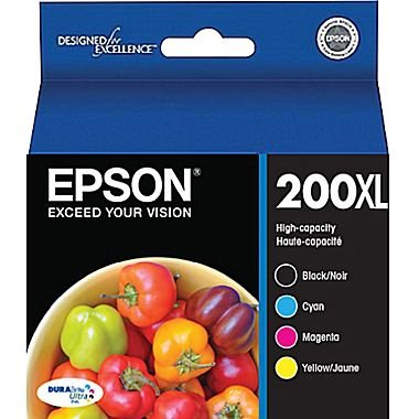 epson-200xl-high-yield-black-and-color-c-m-y-ink-cartridges-t200xl-xcs-combo-4-pack-in-retail-packag