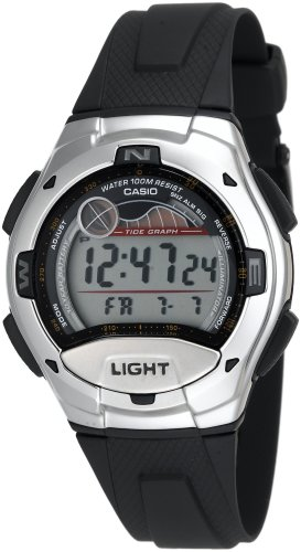 Casio Men's Casual Sport Watch (W753-1AV)